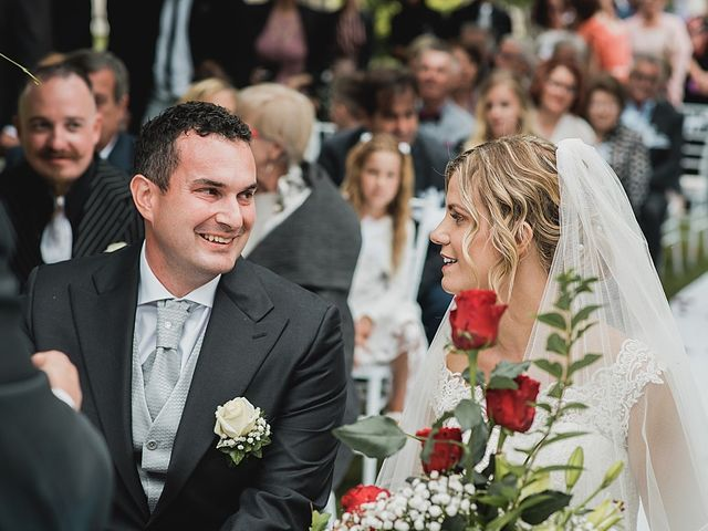 Il matrimonio di Andrea e Lina a Torre di Mosto, Venezia 25