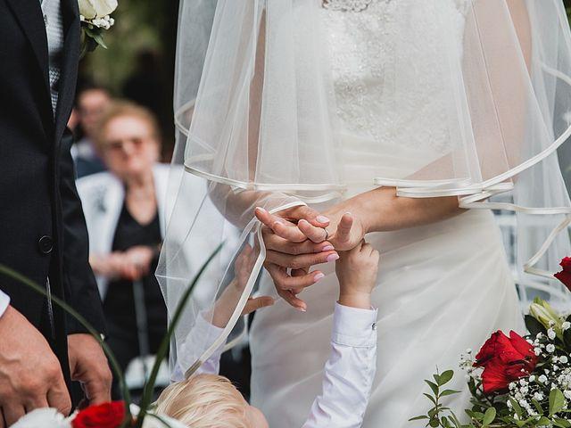 Il matrimonio di Andrea e Lina a Torre di Mosto, Venezia 29