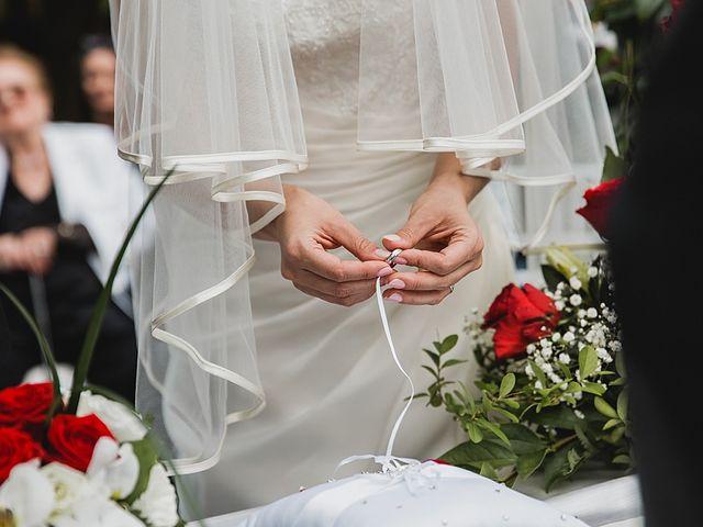 Il matrimonio di Andrea e Lina a Torre di Mosto, Venezia 30