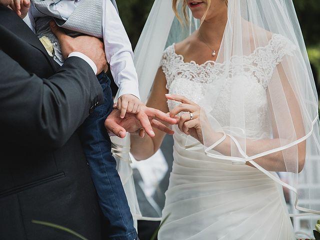 Il matrimonio di Andrea e Lina a Torre di Mosto, Venezia 31