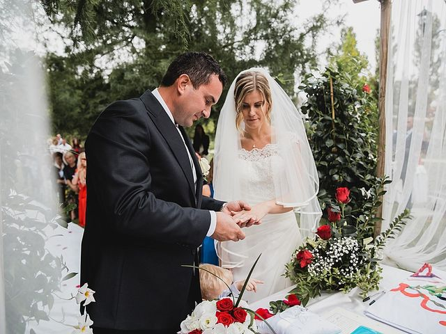 Il matrimonio di Andrea e Lina a Torre di Mosto, Venezia 32