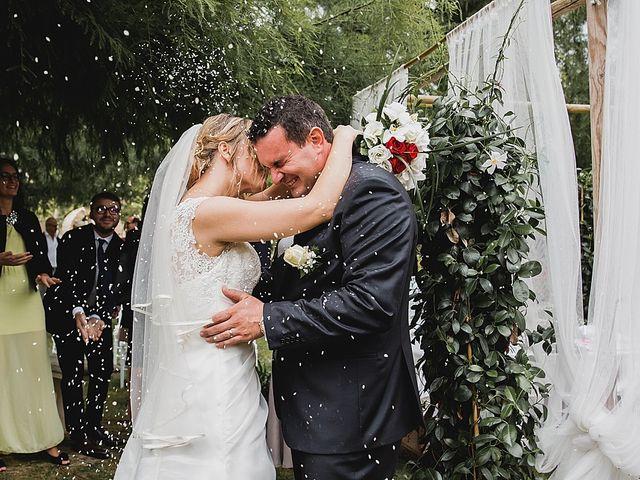 Il matrimonio di Andrea e Lina a Torre di Mosto, Venezia 33