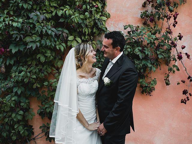 Il matrimonio di Andrea e Lina a Torre di Mosto, Venezia 37