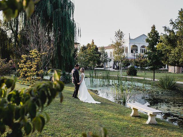 Il matrimonio di Andrea e Lina a Torre di Mosto, Venezia 44