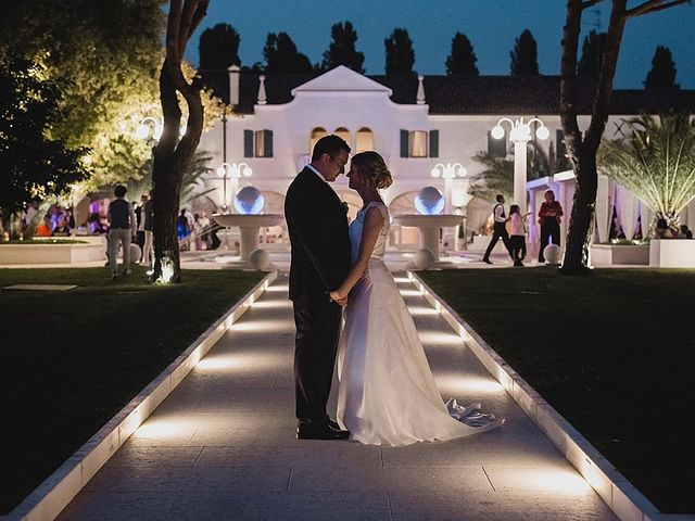 Il matrimonio di Andrea e Lina a Torre di Mosto, Venezia 46