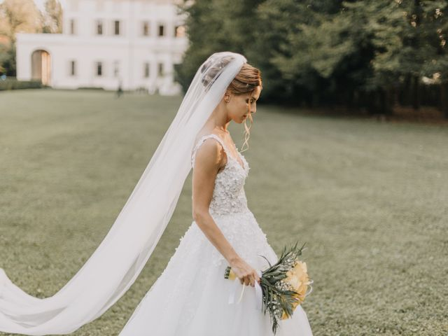 Il matrimonio di Simone e Angelica a Padova, Padova 17