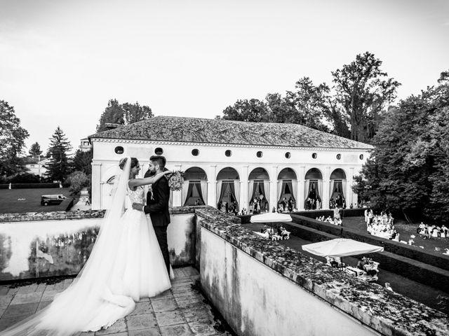 Il matrimonio di Simone e Angelica a Padova, Padova 20
