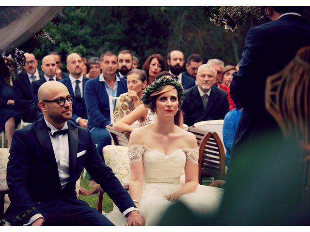 Il matrimonio di Martina e Giosuè a Bassano in Teverina, Viterbo 13