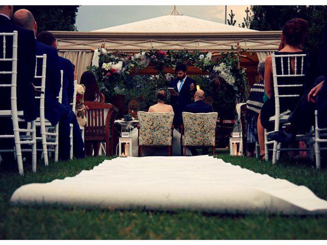 Il matrimonio di Martina e Giosuè a Bassano in Teverina, Viterbo 12