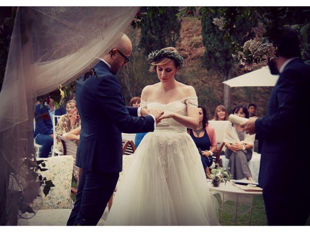 Il matrimonio di Martina e Giosuè a Bassano in Teverina, Viterbo 17