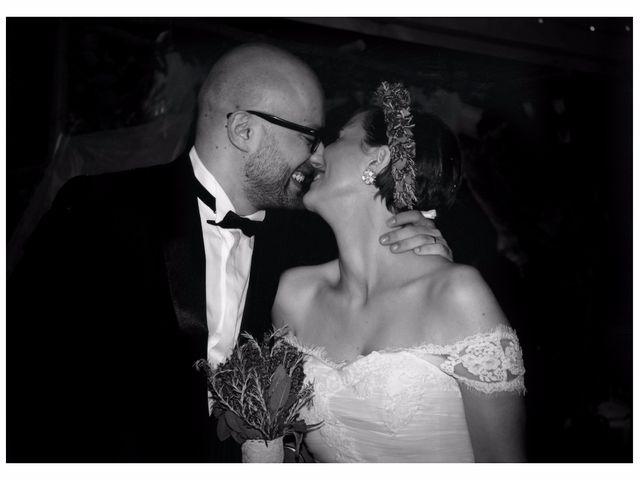 Il matrimonio di Martina e Giosuè a Bassano in Teverina, Viterbo 20