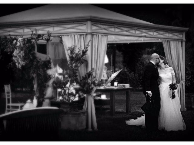 Il matrimonio di Martina e Giosuè a Bassano in Teverina, Viterbo 19