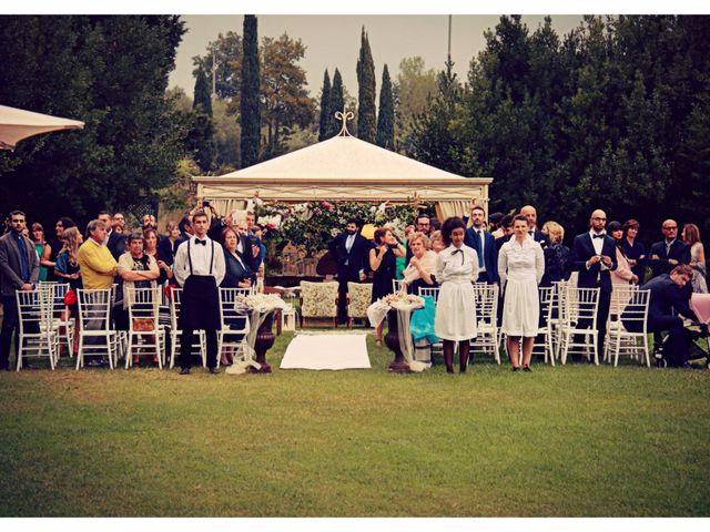 Il matrimonio di Martina e Giosuè a Bassano in Teverina, Viterbo 9