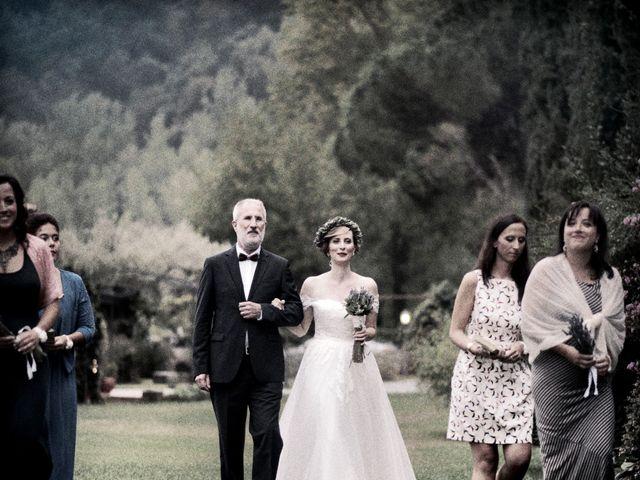 Il matrimonio di Martina e Giosuè a Bassano in Teverina, Viterbo 10