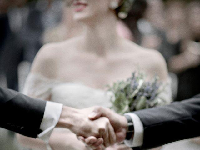 Il matrimonio di Martina e Giosuè a Bassano in Teverina, Viterbo 11