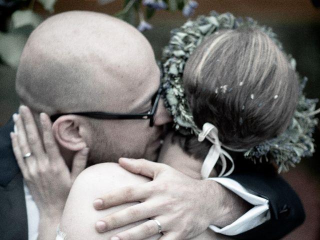 Il matrimonio di Martina e Giosuè a Bassano in Teverina, Viterbo 18