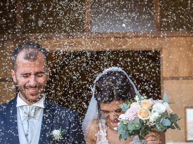 Il matrimonio di Valerio e Fabiana a Anguillara Sabazia, Roma 12