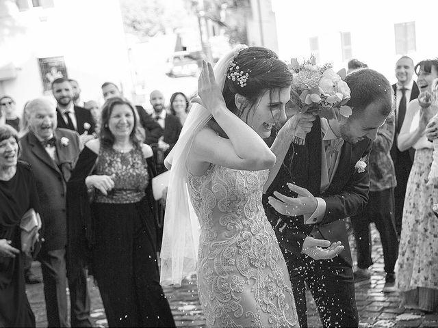 Il matrimonio di Valerio e Fabiana a Anguillara Sabazia, Roma 13