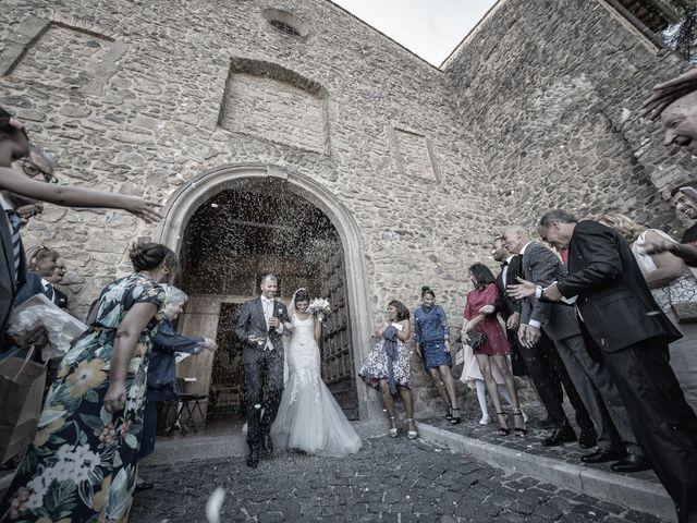 Il matrimonio di Valerio e Fabiana a Anguillara Sabazia, Roma 14