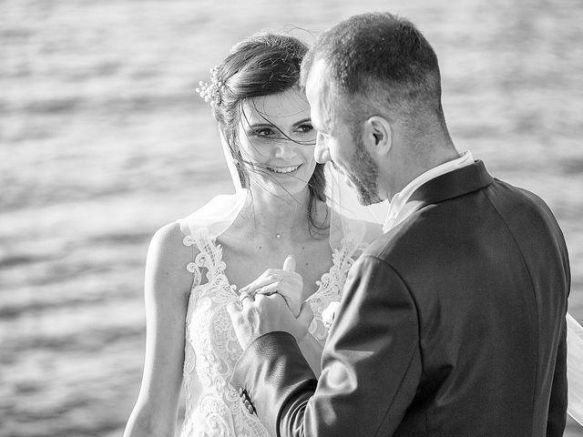 Il matrimonio di Valerio e Fabiana a Anguillara Sabazia, Roma 18