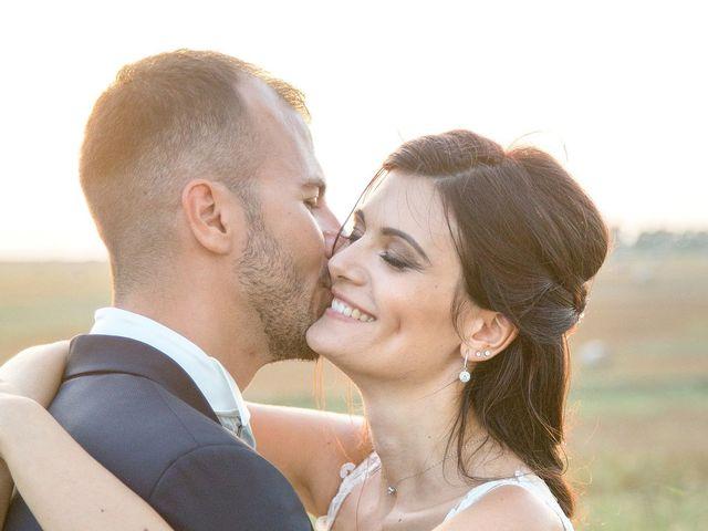 Il matrimonio di Valerio e Fabiana a Anguillara Sabazia, Roma 21