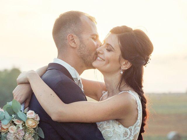Le nozze di Fabiana e Valerio