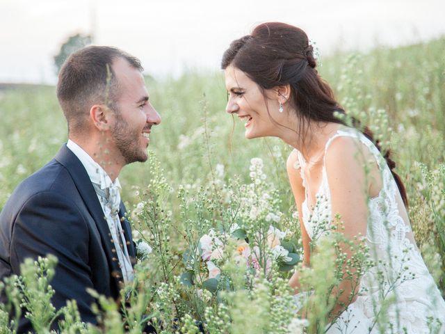 Il matrimonio di Valerio e Fabiana a Anguillara Sabazia, Roma 24
