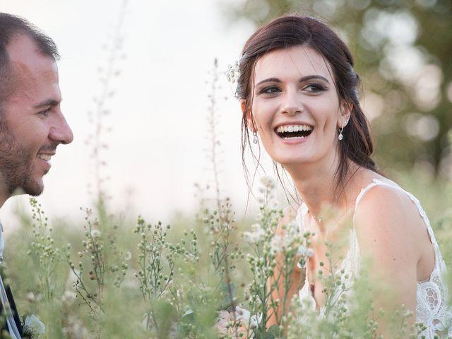 Il matrimonio di Valerio e Fabiana a Anguillara Sabazia, Roma 25