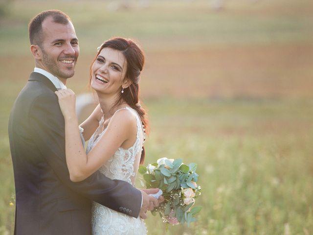 Il matrimonio di Valerio e Fabiana a Anguillara Sabazia, Roma 27