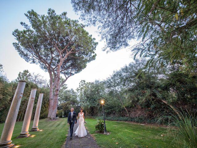 Il matrimonio di Valerio e Fabiana a Anguillara Sabazia, Roma 30