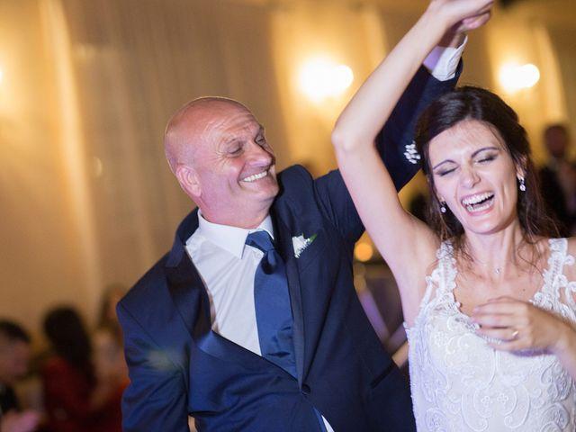 Il matrimonio di Valerio e Fabiana a Anguillara Sabazia, Roma 45