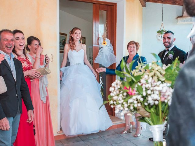 Il matrimonio di Valeria e Alessio a Siniscola, Nuoro 1