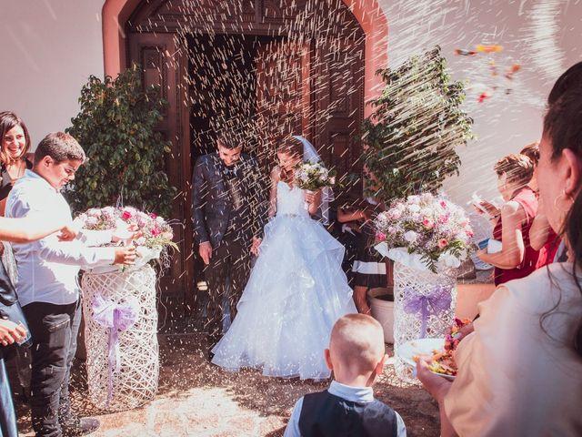 Il matrimonio di Valeria e Alessio a Siniscola, Nuoro 8