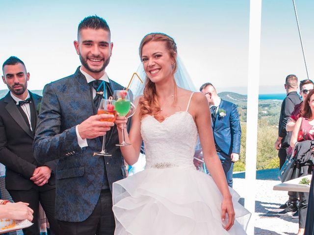Il matrimonio di Valeria e Alessio a Siniscola, Nuoro 10