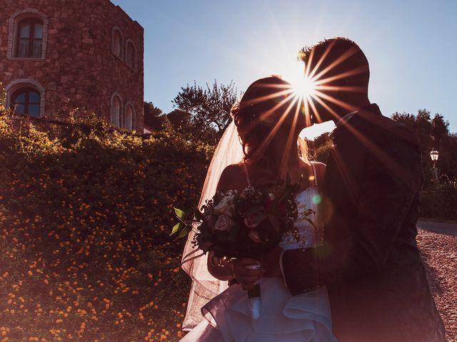 Il matrimonio di Valeria e Alessio a Siniscola, Nuoro 14