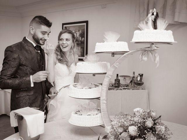 Il matrimonio di Valeria e Alessio a Siniscola, Nuoro 15