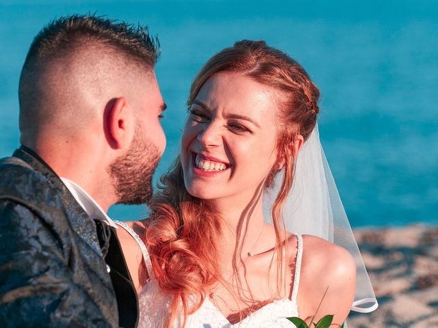 Il matrimonio di Valeria e Alessio a Siniscola, Nuoro 17