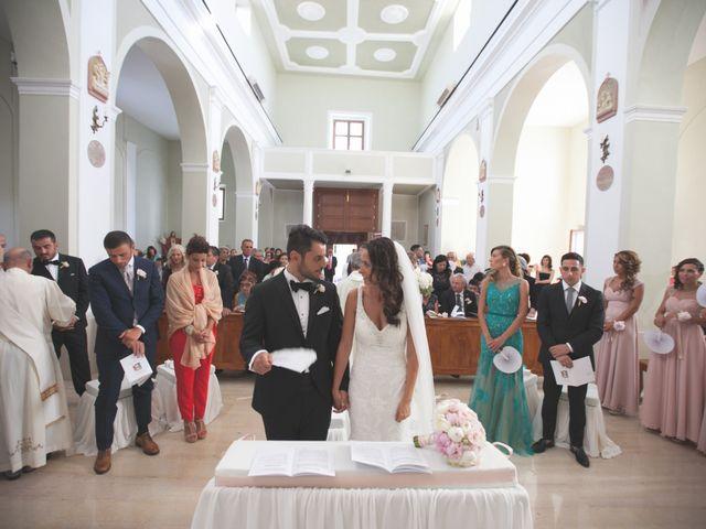 Il matrimonio di Armando e Giusy a Benevento, Benevento 147