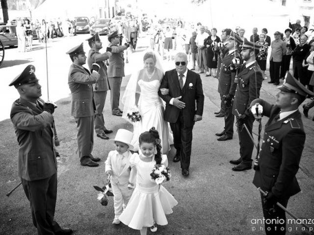 Il matrimonio di Giovanna e Giuseppe a Lecce, Lecce 13