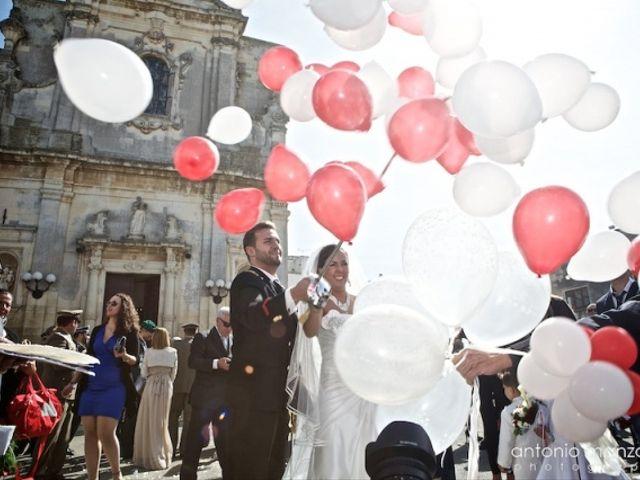 Il matrimonio di Giovanna e Giuseppe a Lecce, Lecce 17