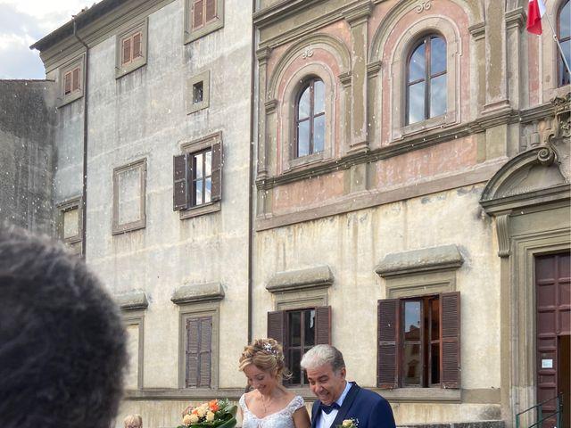 Il matrimonio di Marcello e Monica  a Oriolo Romano, Viterbo 4