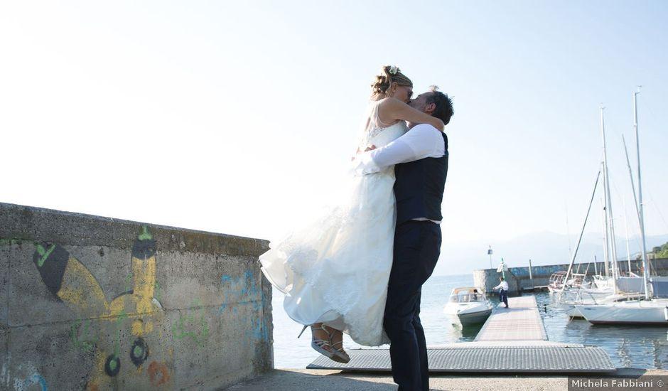 Il matrimonio di Filippo e Barbara a Sumirago, Varese