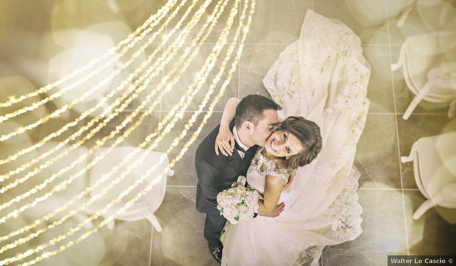 Il matrimonio di Salvatore e Elisa a Caltanissetta, Caltanissetta
