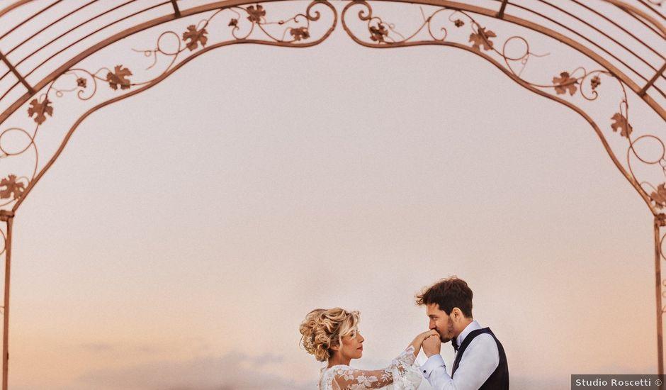 Il matrimonio di Sergio e Antonella a Roma, Roma