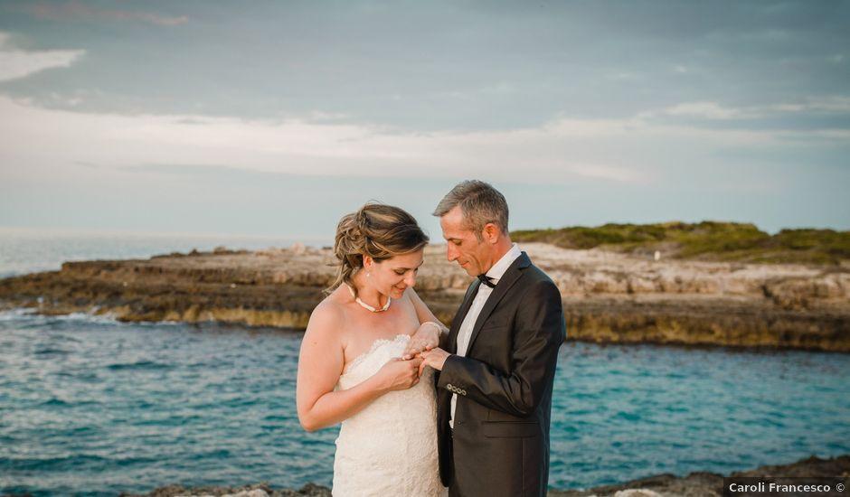 Il matrimonio di Michele e Marina a Ostuni, Brindisi