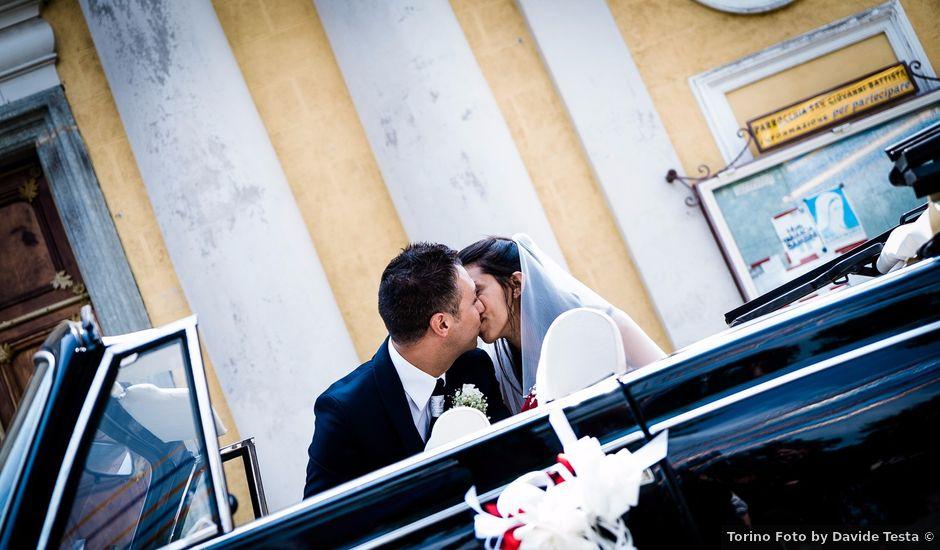 Il matrimonio di Stefano e Barbara a Candiolo, Torino