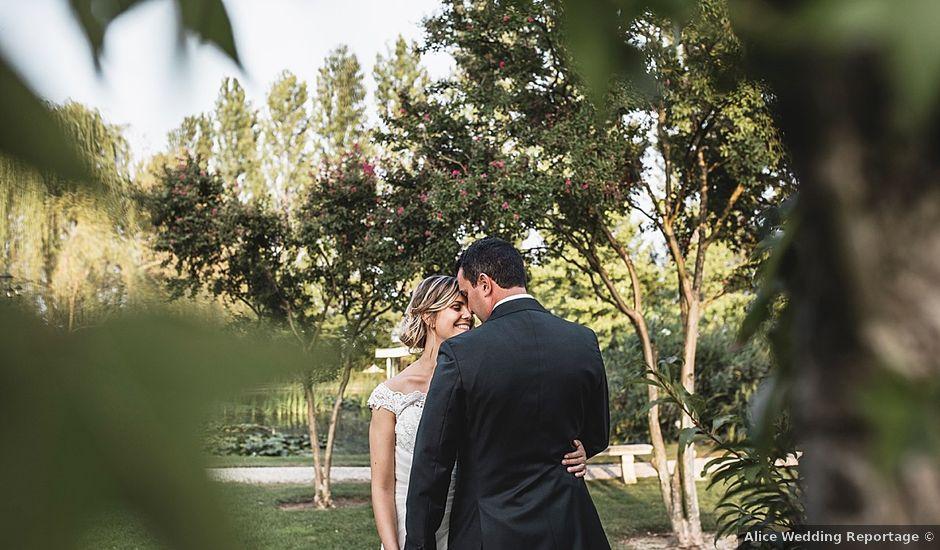 Il matrimonio di Andrea e Lina a Torre di Mosto, Venezia