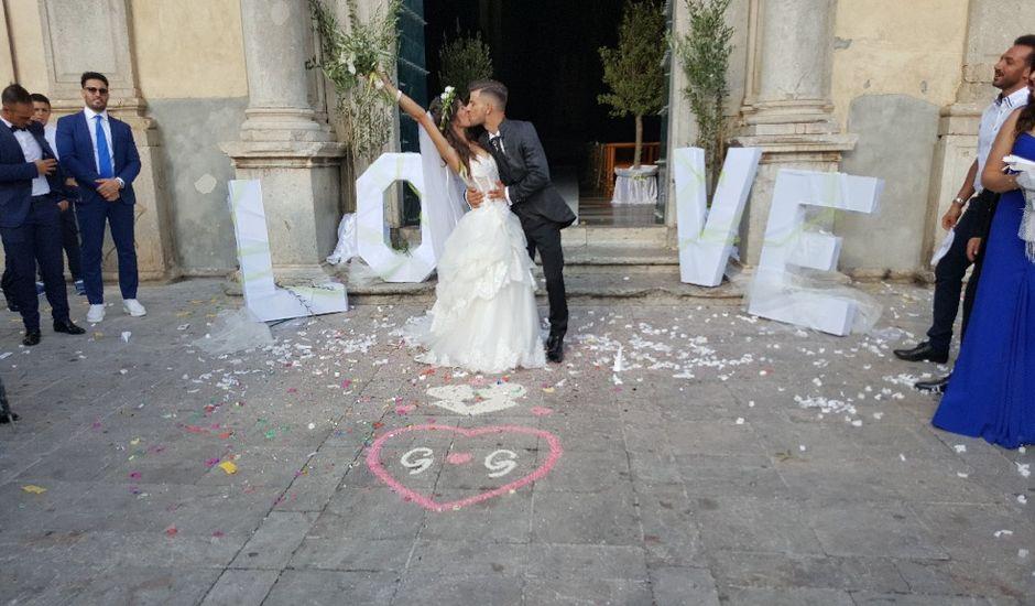 Il matrimonio di Giusy e Giuseppe a Caccamo, Palermo