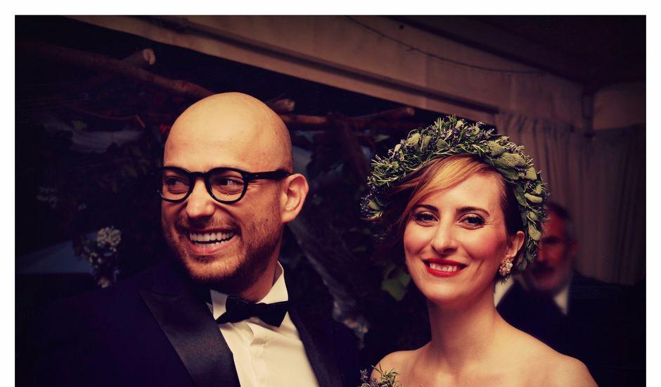Il matrimonio di Martina e Giosuè a Bassano in Teverina, Viterbo