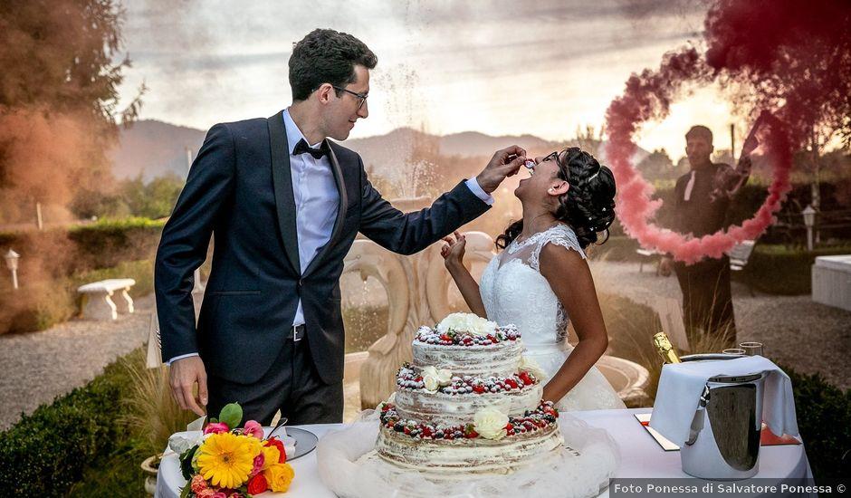 Il matrimonio di Daniele e Maria a Bulciago, Lecco